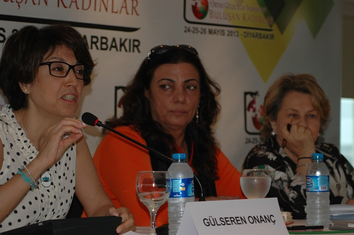 Women's Meeting in Diyarbakır, 2013