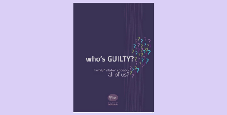 Who's Guilty? Project Report